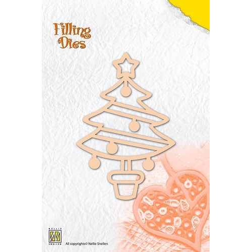 Filling Dies - Christmas tree