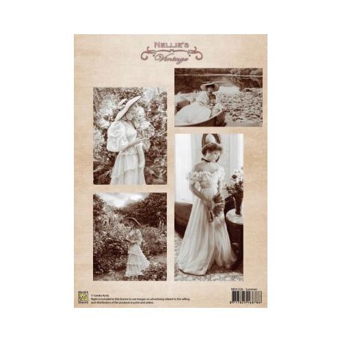 Knipvel A4 1st vintage