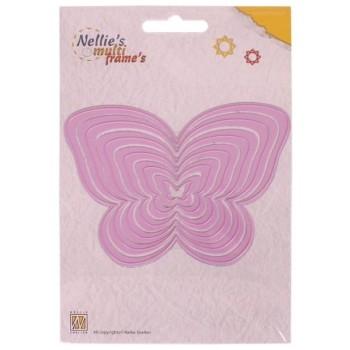 Multi Frame Dies butterfly-1