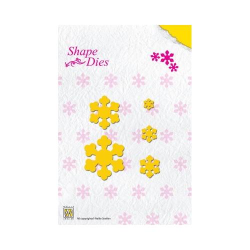 Shape Die Folding Flower 1