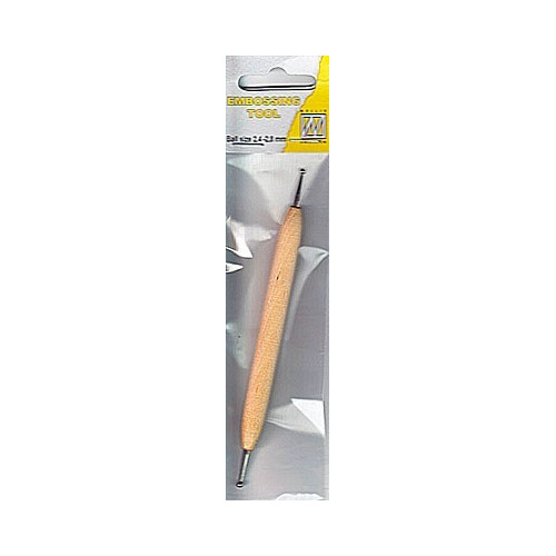 Nellie's Choice embossing tool (wood) 2,4-2,8mm #ET003