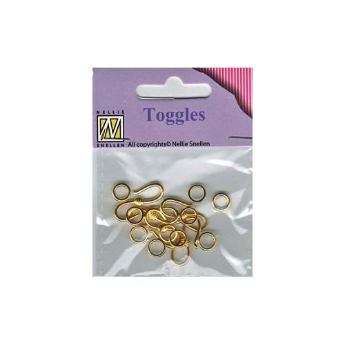 Bracelet toggles BTOG-002 nr.1180 gold