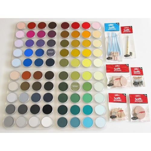 Pan Pastel 80 Color Set