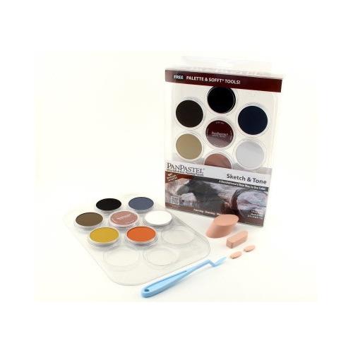 30074 Color Set Sketch tone