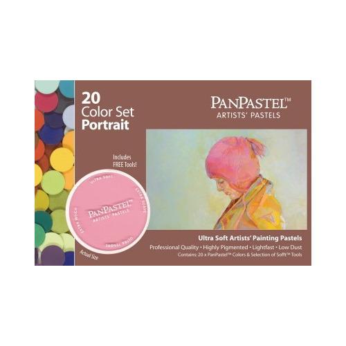 30203 Pan pastel Portrait set 2