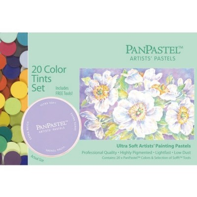 30204 Pan Pastel Tints set 20