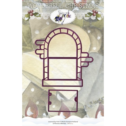 Precious Marieke Die - Farmhouse door