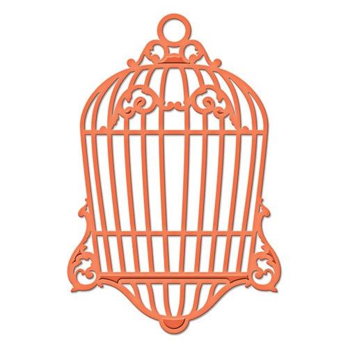 Spellbinders Die D-Lite - Bird cage Two