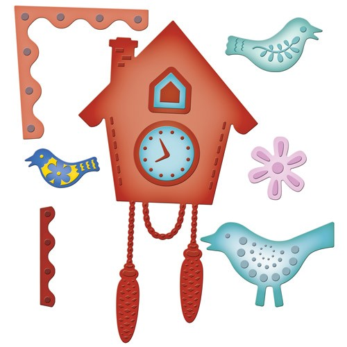 Shapeabilities - Cuckoo Clock