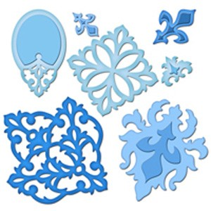 Shapeabilities - Damask Motifs