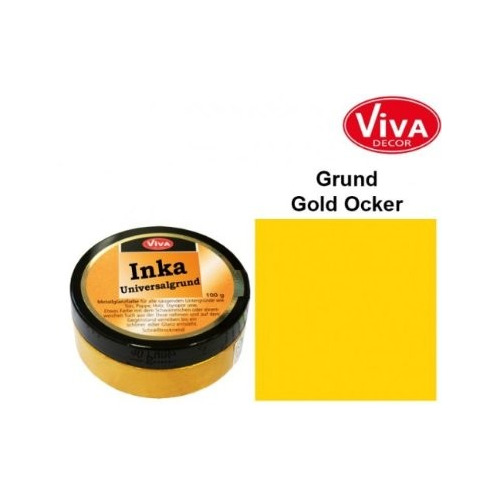 Viva Decor Inka Gold Universal Primer - Gold Ocker