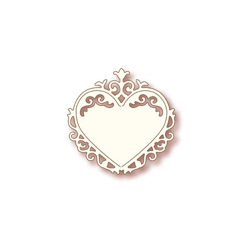 Wild Rose Studio`s Specialty die - Ornate Heart