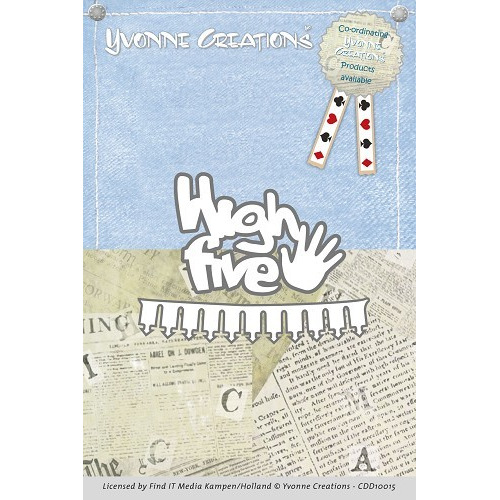 Die - Yvonne Creations - Men - High Five