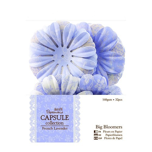 Big Bloomers (32pcs) - Capsule Collection - French Lavender
