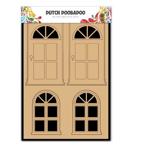 Dutch Doobadoo Dutch MDF art - deur 465.655.002