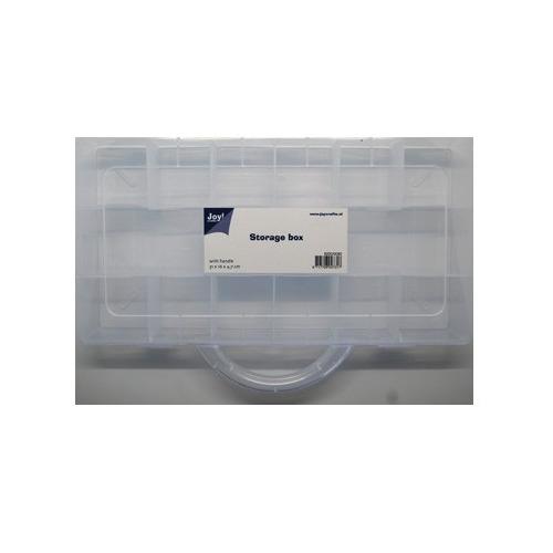 Vakkendoosjes - Opberg box met handvat