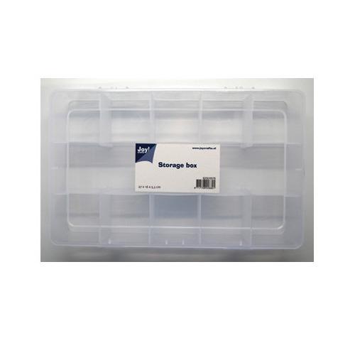 Vakkendoosjes - Opberg box met vakverdeling