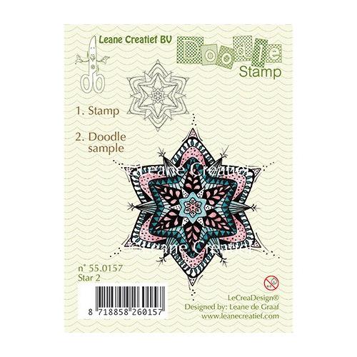 Doodle Stamp - Star 2