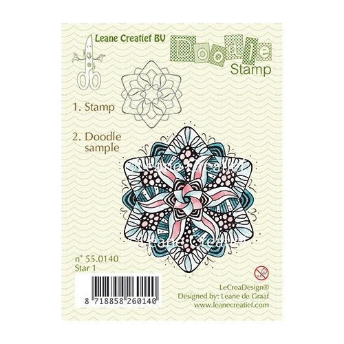 Doodle Stamp - Star 1