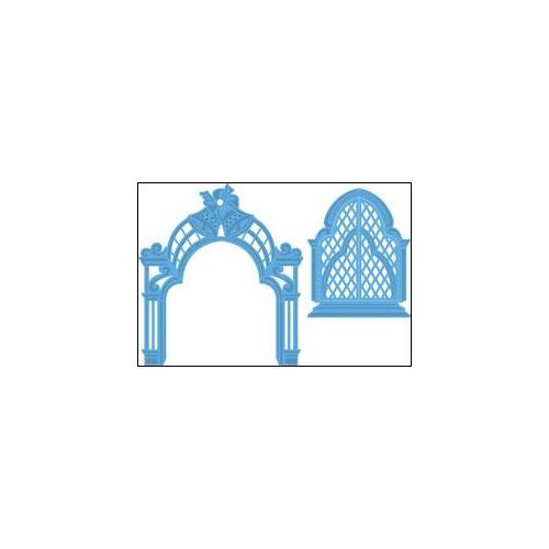 3 NOV Creatables stencil Petra's bells