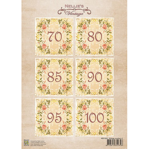 Nellie's Vintage Numbers-2