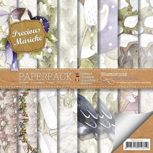 Precious Marieke paperpack glamorous christmas