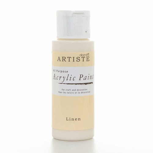 2OZ ACRYLIC PAINT - Linen