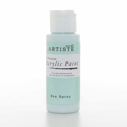2OZ ACRYLIC PAINT - Sea Spray