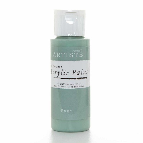 2OZ ACRYLIC PAINT - Sage