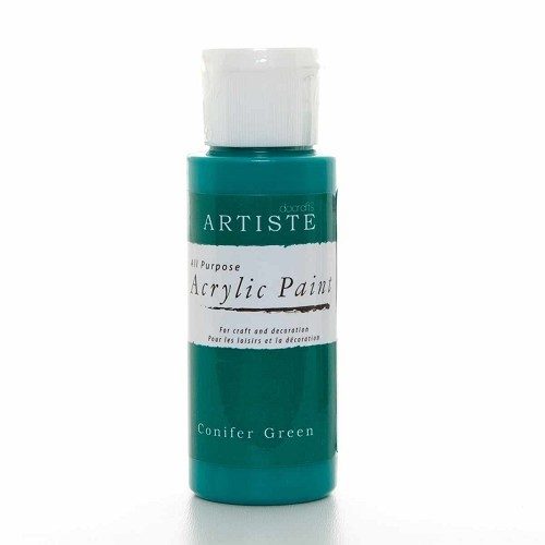 2OZ ACRYLIC PAINT - Conifer Green