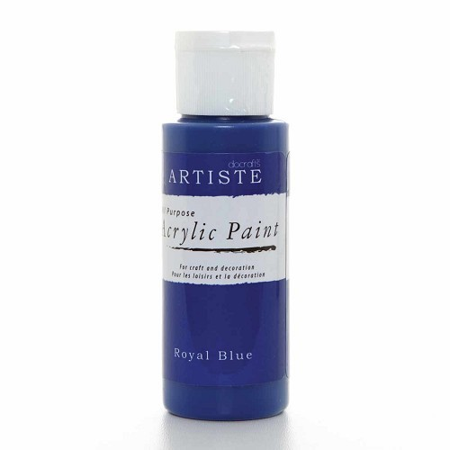 2OZ ACRYLIC PAINT - Royal Blue