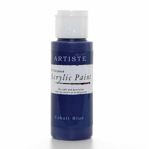2OZ ACRYLIC PAINT - Cobalt Blue