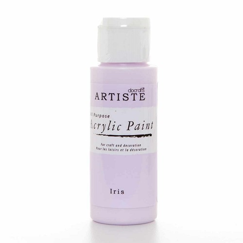 2OZ ACRYLIC PAINT - Iris