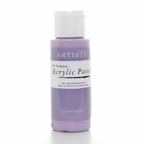 2OZ ACRYLIC PAINT - Lavender