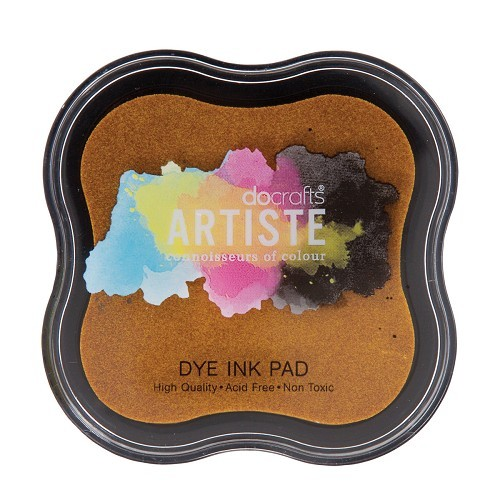 Dye Ink Pads - Dark Yellow