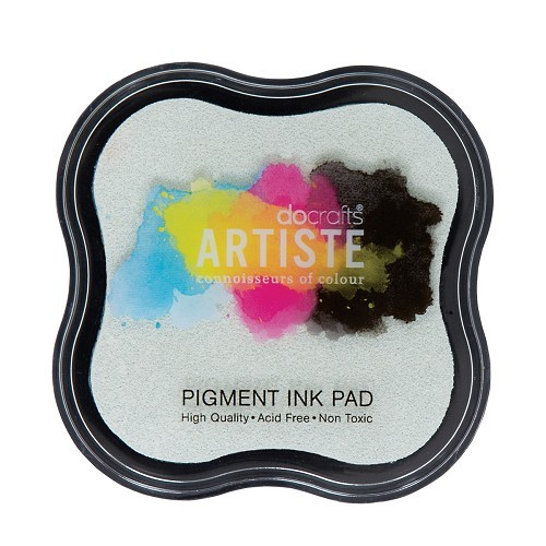 Pigment Ink Pads - Clear Emboss