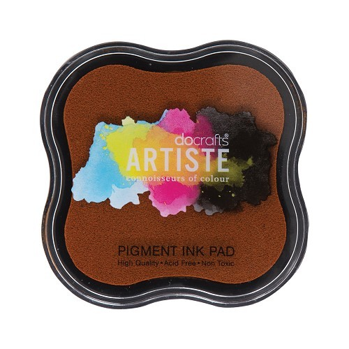 Pigment Ink Pads - Dark Orange