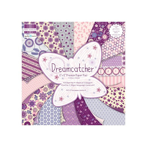 First Edition Paper 6 x 6 DREAMCATCHER Premium Pad