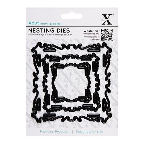 Nesting Dies - Ornate Frame