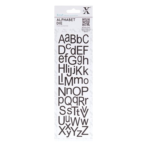 Alphabet Dies (SMOOTHIE)