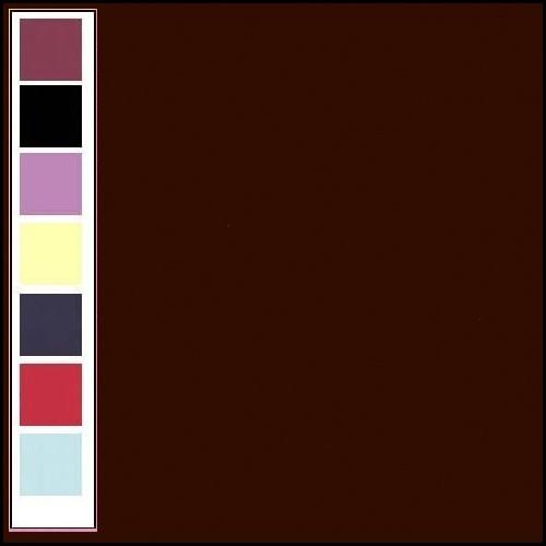 Linnenkarton - A4 - Chocoladebruin