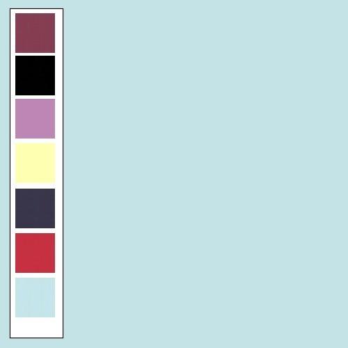 Linnenkarton - A4 - Babyblauw