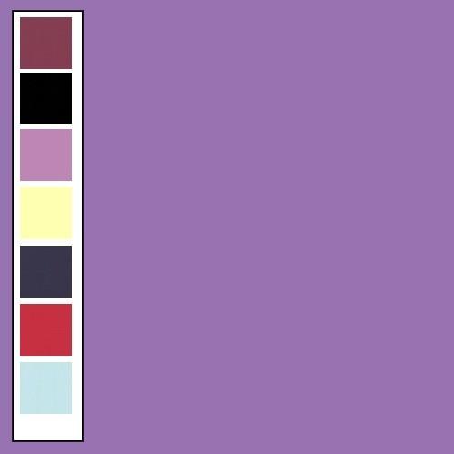 Linnenkarton - A5 - Violet