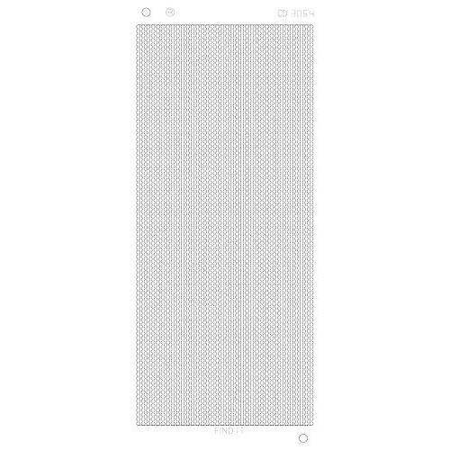 Platinum Sticker Zikver - Fine Lines CD3054