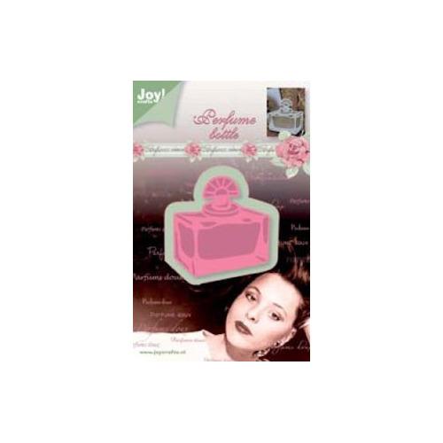 Joy! stencil parfum flesje rechthoek #JUN