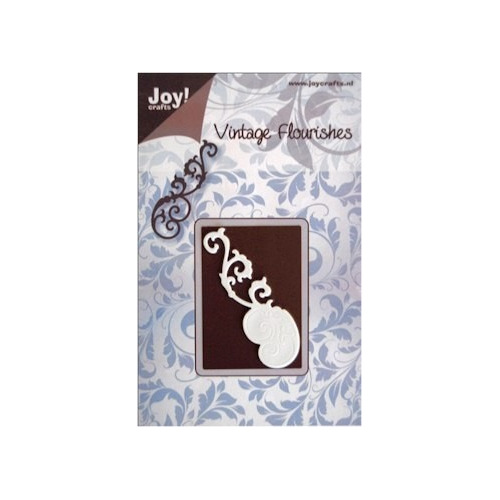 Joy! stencil swirl #DEC