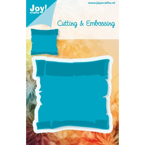 Joy! Cutting & Embossing stencil perkament rol #FEB13