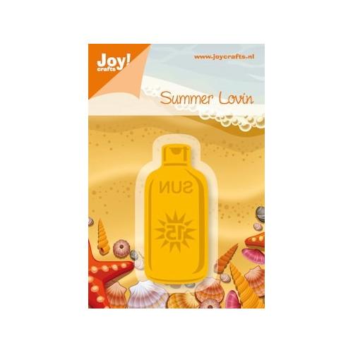 Joy! stencil zonnebrand #APR13