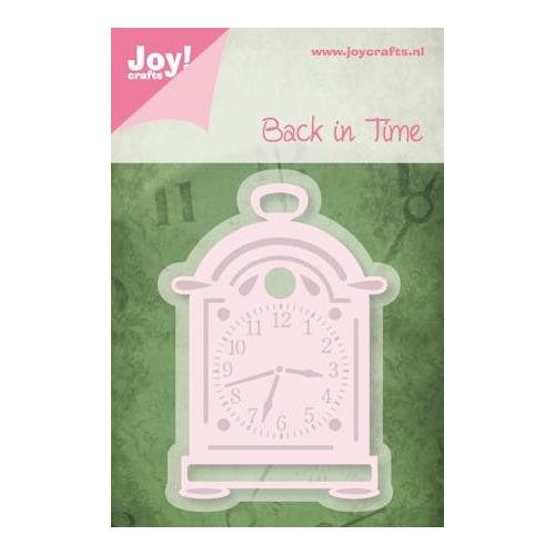 Joy! stencil pendule #MEI13