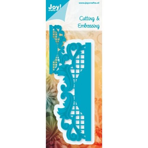 Joy! Crafts Cutting & Embossing stencil - rand #JAN14